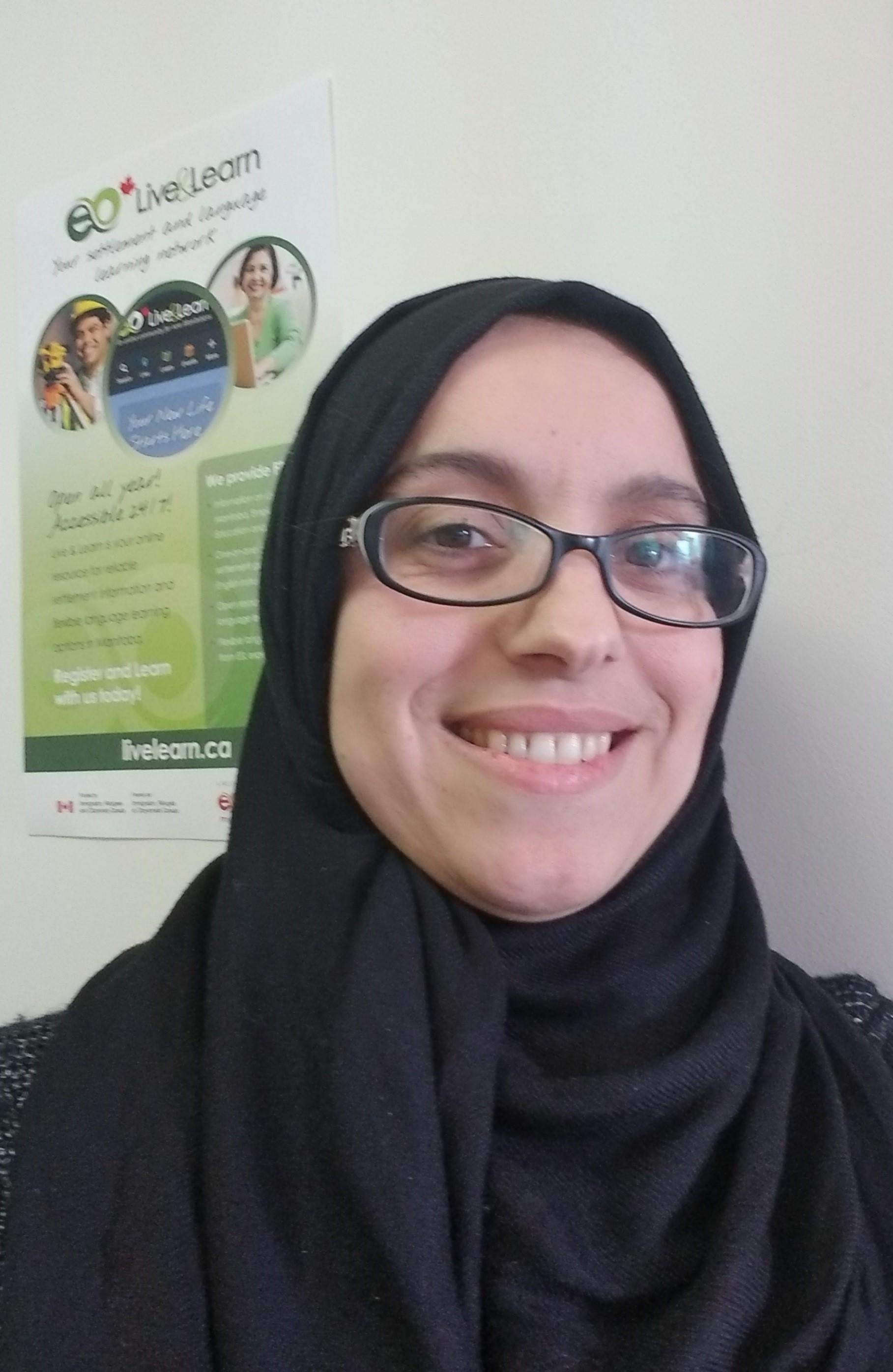 Mounira Ajenkar